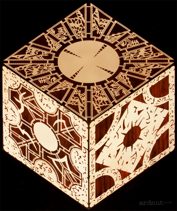 Hellraiser Puzzle Box: Lament Configuration
