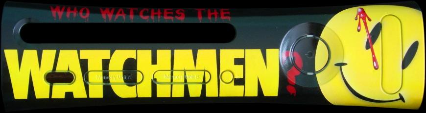 Watchmen XBOX 360 Faceplate