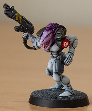 SLA Industries: Wraith Raider
